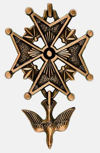The Huguenot Society Of Maryland Huguenot Cross